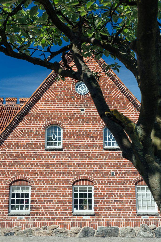 Fasadrenovering Masthuggskyrkan, Göteborg