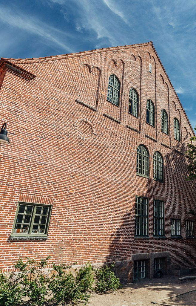 Fasadrenovering Nordhemsskolan, Göteborg