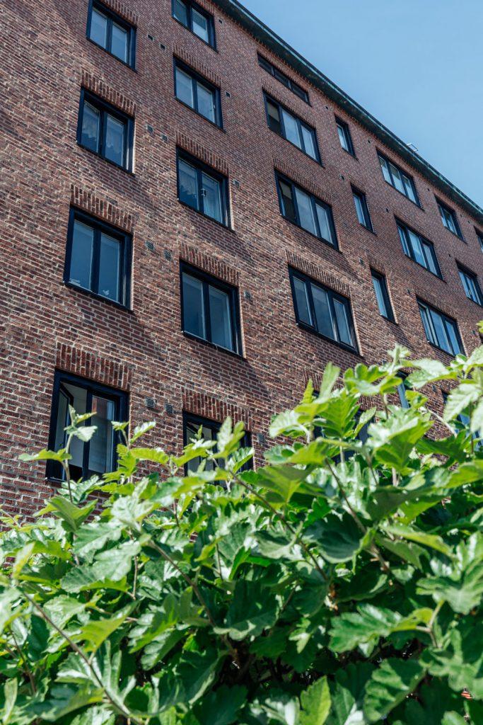 Fasadrenovering Viktor Rydbergsgatan 46, Göteborg